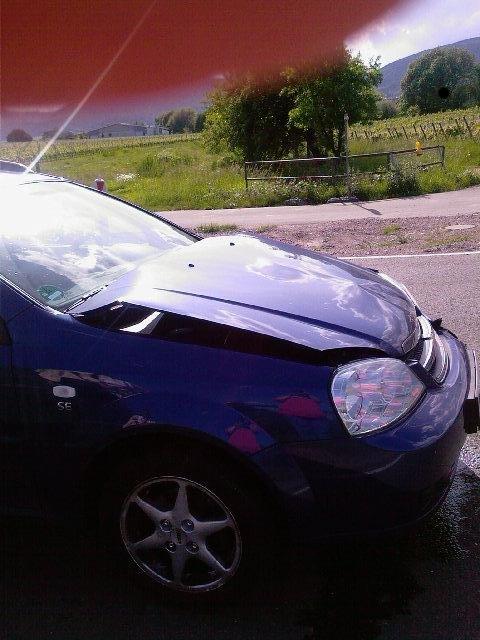 MMS mit dem Bild meines Autos